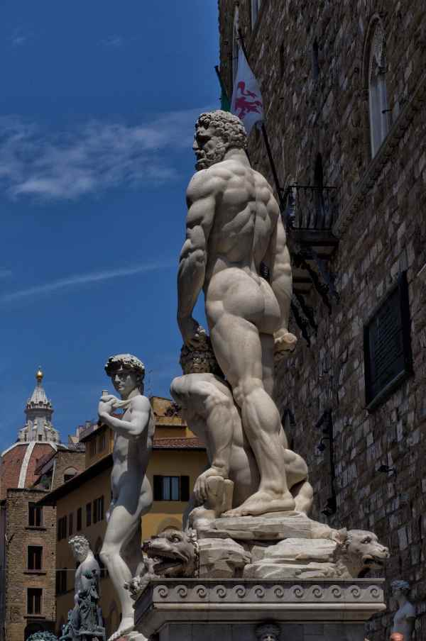 If you are in Florence, you must as well go to the Uffizi Gallery