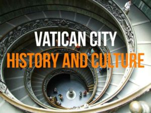 history and culture in vatican