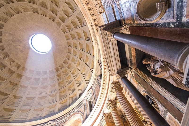 places to visit in rome, pantheon, rome tourist attractions