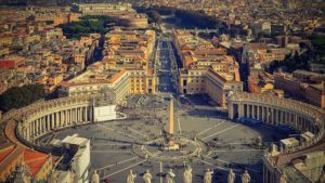 what to see in rome, vatican city