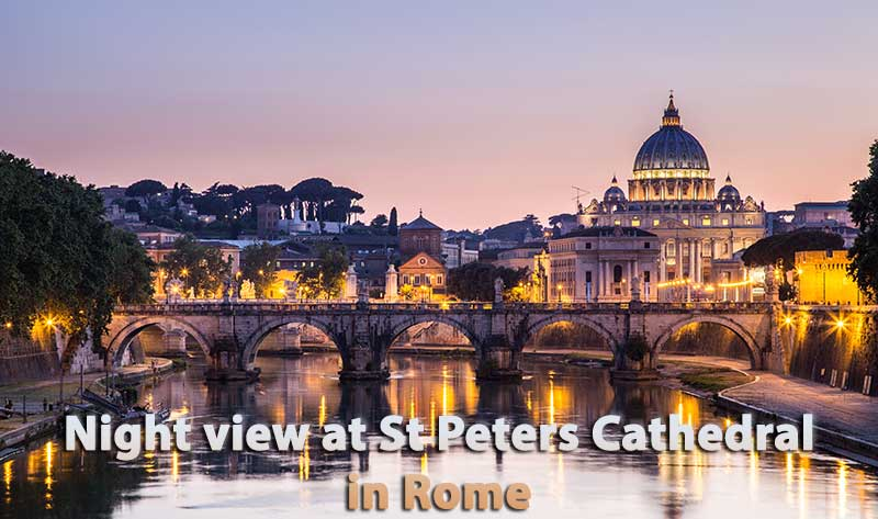 things to see in rome, rome points of interest