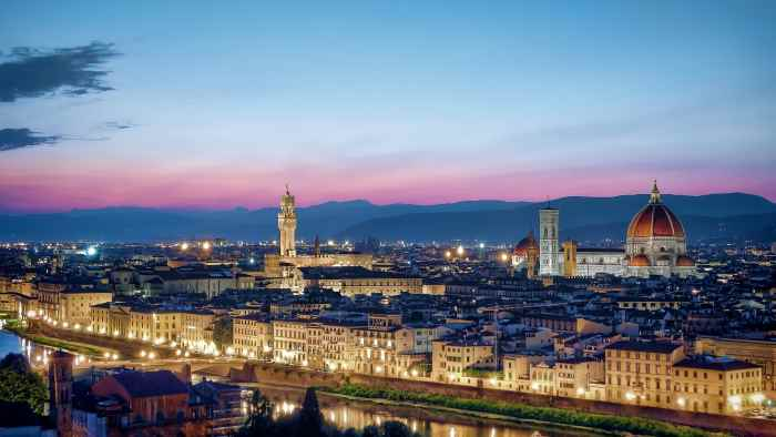 best guide to florence