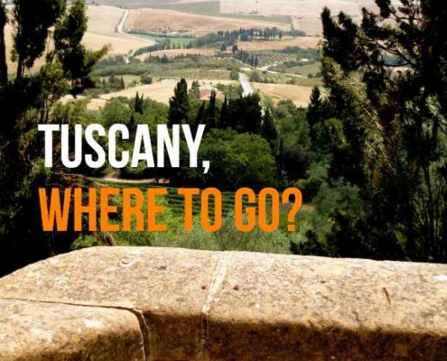 tuscany what to see