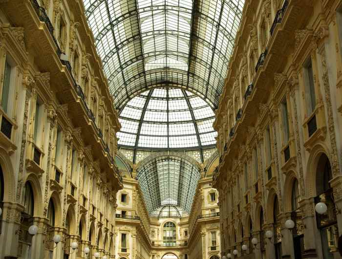 what is milan italy famous for