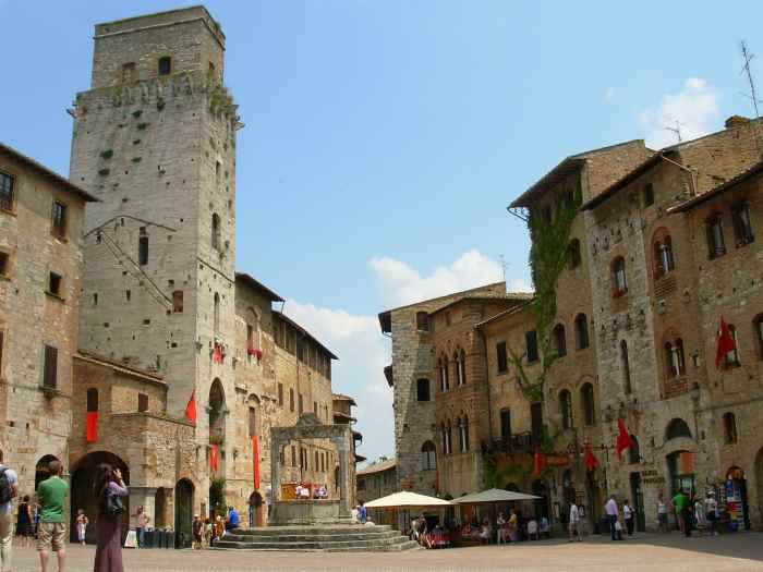 san gimignano wineries