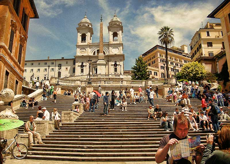 Luxury Hotel Rome Spanish Steps