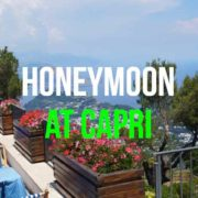 One more special honeymoon vacation destination in Italy is Capri.