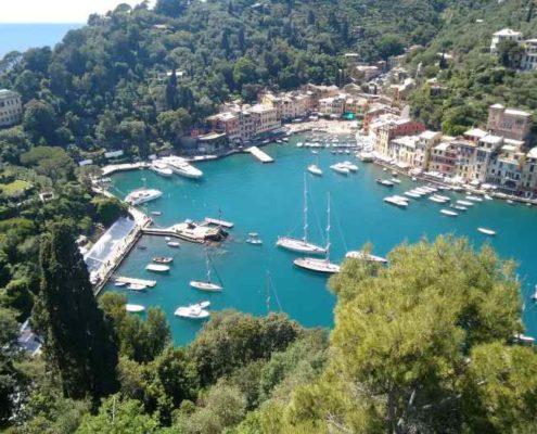 where to stay portofino italy