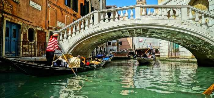 tourist guide to venice italy