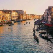 how big is venice italy