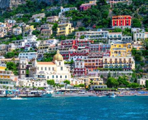 hotels italian riviera