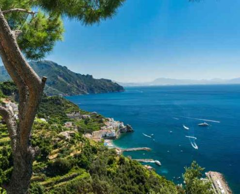 beaches of italy pictures