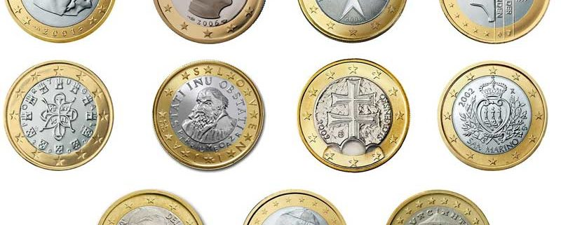 euro vatican coins